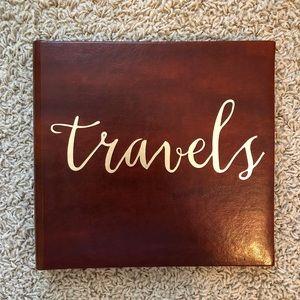 """Travels"" Photo Album"